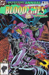 Cover Thumbnail for Detective Comics Annual (DC, 1988 series) #6 [Direct]