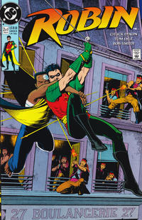 Cover Thumbnail for Robin (DC, 1991 series) #2 [Direct Edition]