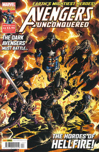 Cover Thumbnail for Avengers Unconquered (Panini UK, 2009 series) #24