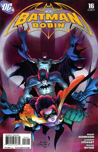 Cover Thumbnail for Batman and Robin (DC, 2009 series) #16