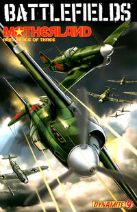 Cover for Battlefields (Dynamite Entertainment, 2009 series) #9