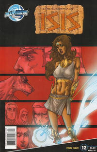 Cover Thumbnail for Legend of Isis (Bluewater Productions, 2009 series) #12