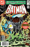 Cover Thumbnail for Detective Comics (1937 series) #525 [Newsstand]