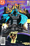 Cover Thumbnail for Detective Comics (1937 series) #537 [Newsstand]