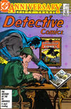 Cover Thumbnail for Detective Comics (1937 series) #572 [Direct]