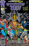 Cover for Armageddon 2001 (DC, 1991 series) #[1] [3rd Printing]