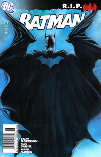 Cover Thumbnail for Batman (DC, 1940 series) #676 [Newsstand]