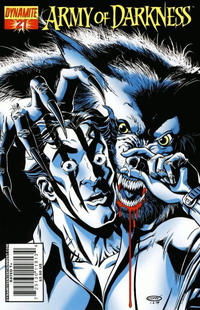Cover Thumbnail for Army of Darkness (Dynamite Entertainment, 2007 series) #21