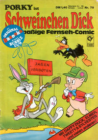 Cover Thumbnail for Schweinchen Dick (Condor, 1972 series) #79