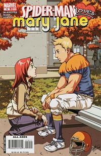 Cover Thumbnail for Spider-Man Loves Mary Jane (Marvel, 2006 series) #19