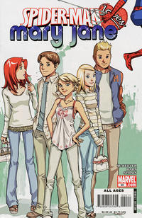 Cover Thumbnail for Spider-Man Loves Mary Jane (Marvel, 2006 series) #20