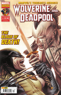 Cover Thumbnail for Wolverine and Deadpool (Panini UK, 2010 series) #13