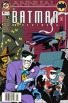 Cover Thumbnail for The Batman Adventures Annual (1994 series) #1 [Newsstand]