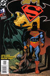 Cover for Superman / Batman (DC, 2003 series) #1 [3rd Printing Variant Cover by Ed McGuinness]