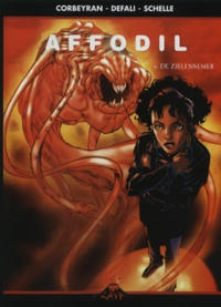 Cover Thumbnail for Affodil (Talent, 2004 series) #1