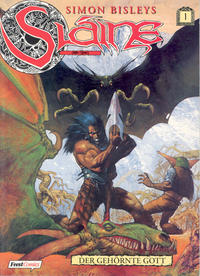 Cover Thumbnail for Slaine (Egmont Ehapa, 1996 series) #1