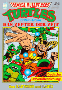 Cover Thumbnail for Teenage Mutant Hero Turtles (Condor, 1991 series) #8