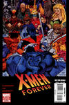 Cover Thumbnail for X-Men Forever Alpha (2009 series) #1 [Book Market Variant - Bottom]