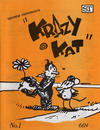 Cover for Krazy Kat (Street Enterprises, 1973 series) #1