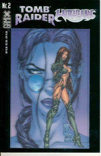 Cover Thumbnail for Gamix (mg publishing, 1999 series) #2