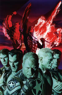 Cover for Invaders Now! (2010 series) #1 [Variant Edition - Human Torch and Toro]