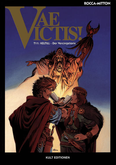 Cover for Vae Victis! (Kult Editionen, 2003 series) #11