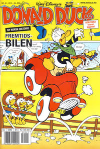 Cover Thumbnail for Donald Duck & Co (Hjemmet / Egmont, 1997 series) #45/2010