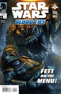 Cover Thumbnail for Star Wars: Blood Ties (Dark Horse, 2010 series) #4