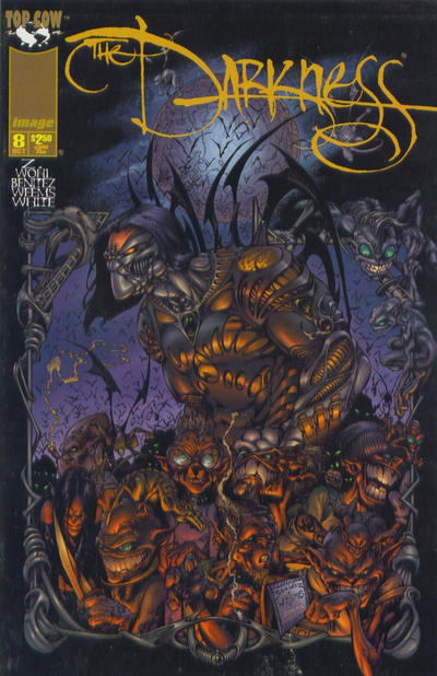 Cover for The Darkness (Image, 1996 series) #8