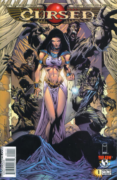 Cover for Cursed (2003 series) #1