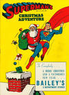 Cover Thumbnail for Superman's Christmas Adventure (1940 series) #1 [Bailey's Department Store Variant]