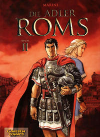 Cover Thumbnail for Die Adler Roms (Carlsen Comics [DE], 2009 series) #2