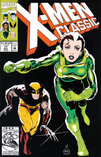 Cover Thumbnail for X-Men Classic (Marvel, 1990 series) #77 [Direct Edition]