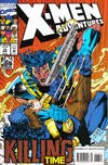 Cover for X-Men Adventures (Marvel, 1992 series) #13 [Direct Edition]