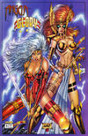 Cover for Angela/Glory: Rage of Angels (Image, 1996 series) #1 [Liefeld Cover]