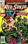 Cover Thumbnail for Red Sonja (1977 series) #4 [30 cent cover]