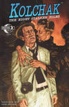 Cover for Kolchak: The Night Stalker Files (Moonstone, 2010 series) #1