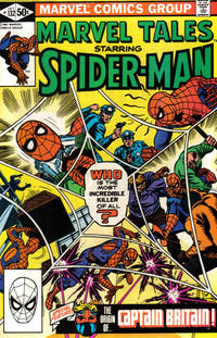 Cover Thumbnail for Marvel Tales (Marvel, 1966 series) #132 [Direct]