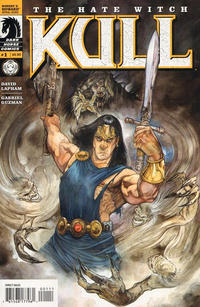 Cover Thumbnail for Kull: The Hate Witch (Dark Horse, 2010 series) #1 [Tom Fleming Cover]