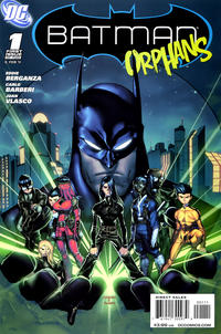 Cover Thumbnail for Batman: Orphans (DC, 2011 series) #1