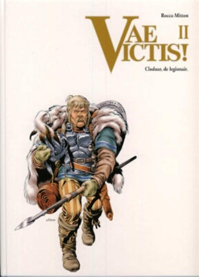 Cover for Vae Victis! (Saga Uitgaven, 2009 series) #2
