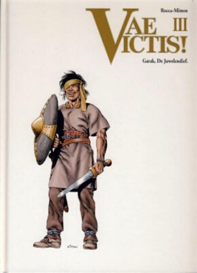 Cover for Vae Victis! (Saga Uitgaven, 2009 series) #3