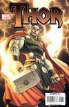 Cover for Thor (Marvel, 2007 series) #1 [Cover B]