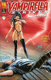 Cover Thumbnail for Vampirella Strikes Annual (1996 series) #1 [Alternate]