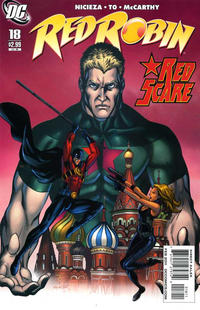 Cover Thumbnail for Red Robin (DC, 2009 series) #18