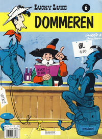 Cover Thumbnail for Lucky Luke (Egmont Serieforlaget, 1997 series) #6