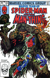 Cover Thumbnail for Marvel Team-Up (Marvel, 1972 series) #122 [Direct]