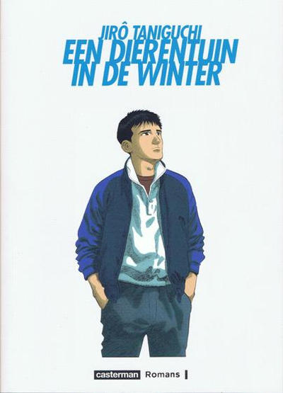 Cover for Een dierentuin in de winter (Casterman, 2009 series)