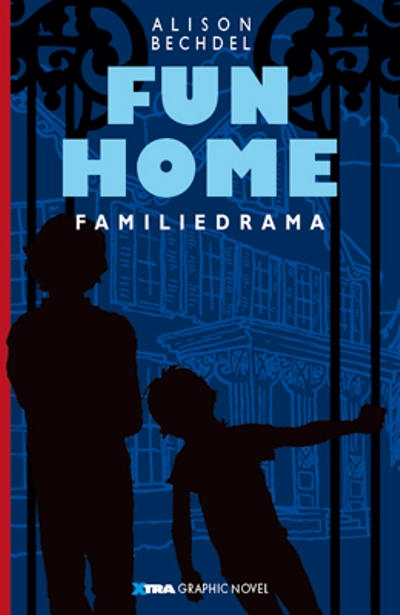 Cover for Fun home (2010 series) #[nn]
