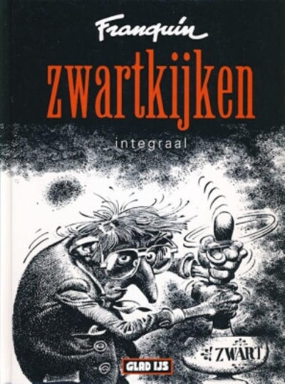 Cover for Zwartkijken Integraal (Casterman, 2008 series) #[nn]